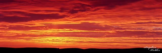 Sunrise , roxborough