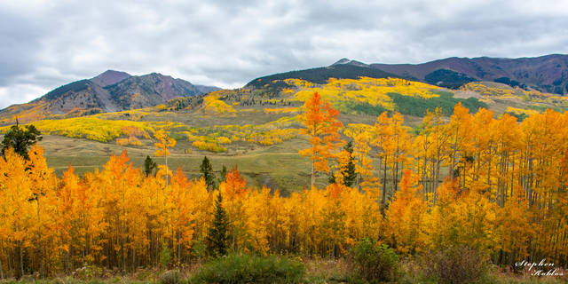 Crested Butte, Fall