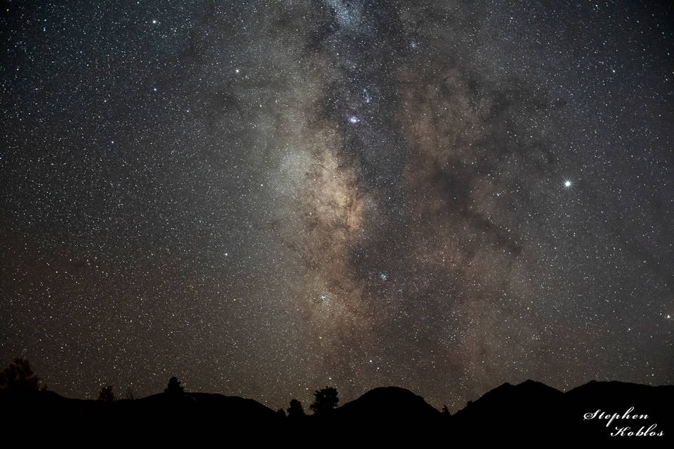 Milky Way, San Isabel National Forest